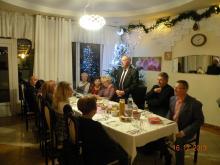 Opłatek z seniorami Śmierdnicy i Jezierzyc (1)